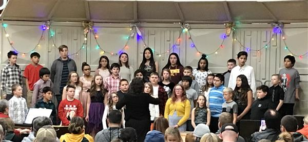 BV MS Choir